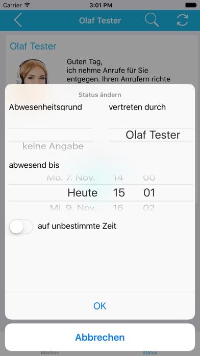kommpet TelefonsekretariatScreenshot von 5