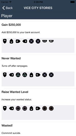 <b>Cheat codes</b> for <b>GTA 5</b> on the App Store