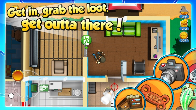 Robbery Bob 2: Double Trouble screenshot-3
