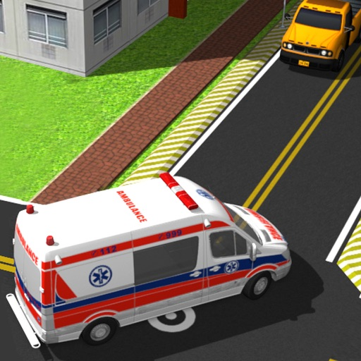 Ambulance Rescue : 3D Simulation Game 2016