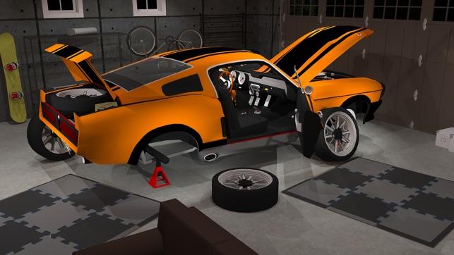 Fix My Car >> Fix My Car Room Escape Hidden Objects