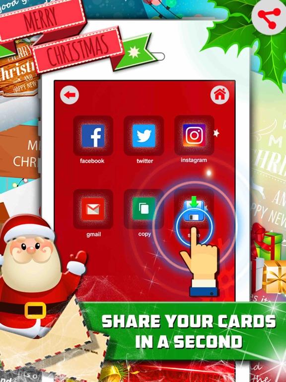 Invitation and greeting cards christmas app price drops screenshot 4 for invitation and greeting cards christmas m4hsunfo