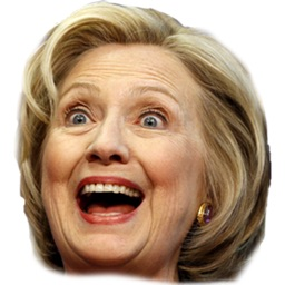 Hillary Clinton Emoji Stickers