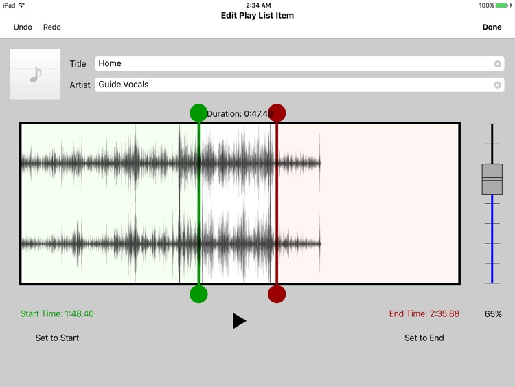 Audio on Cue 2 screenshot-4