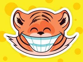 Tiger - Sticker Pack