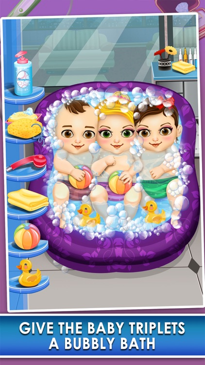 Triplet Baby Doctor Salon Spa screenshot-3