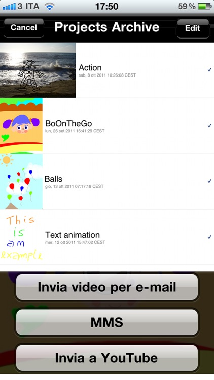 Finger Painting Animator screenshot-3