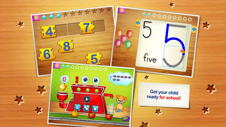 123 Kids Fun NUMBERS - Top Fun Math Games for Kids screenshot-3