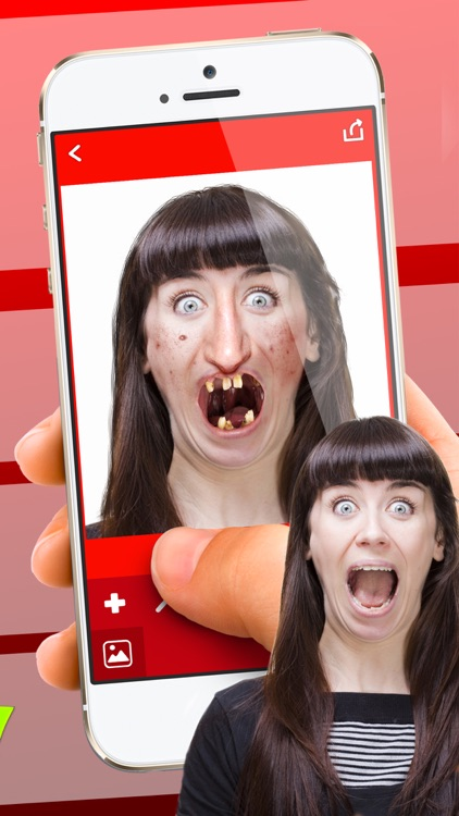 Ugly Face Booth – Funny Stickers Photo Montage FX
