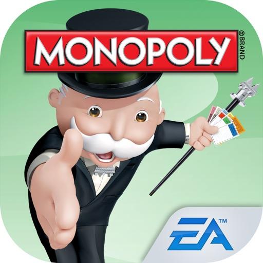 MONOPOLY Game app logo