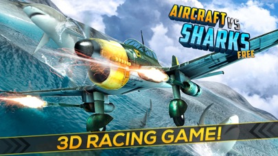 Steel Aircraft vs Sharks: Crazy Battle in the Sky