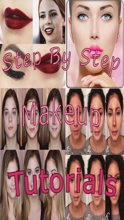 Face Makeup Tutorials screenshot-4