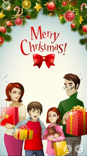 awesome christmas cards lock screens backgrounds on the app store