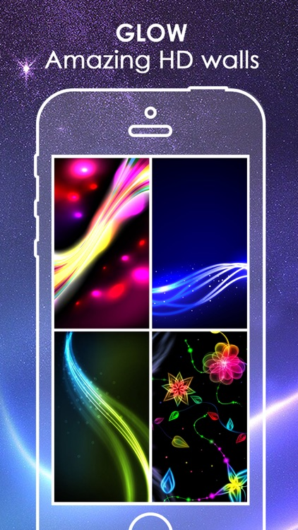 Glow Wallpapers   Best Glow.ing Background.s