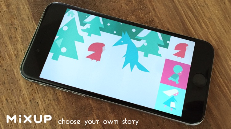 MIXUP picture book screenshot-0