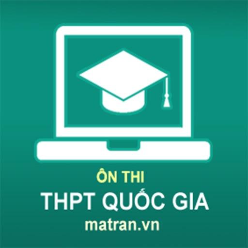 Ôn thi THPT quốc gia - Matran.vn app logo
