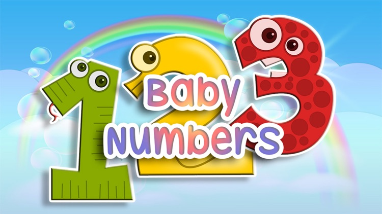 Baby Numbers - 9 educational games for kids to learn to count numbers