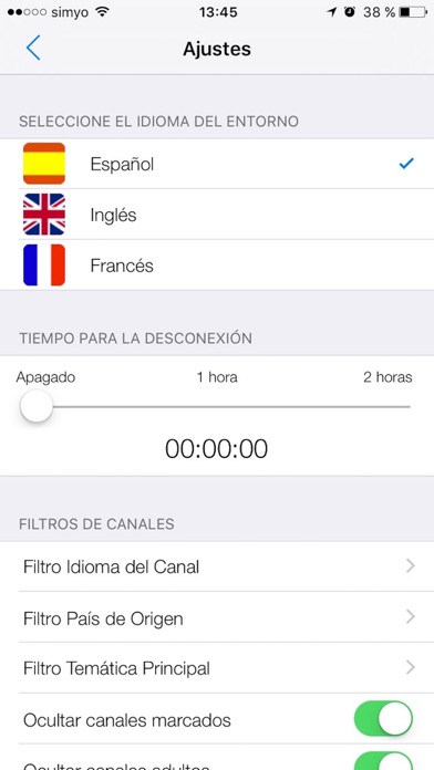 download Spanish TV Online Premium apps 2
