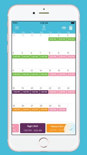 payday calendar generator