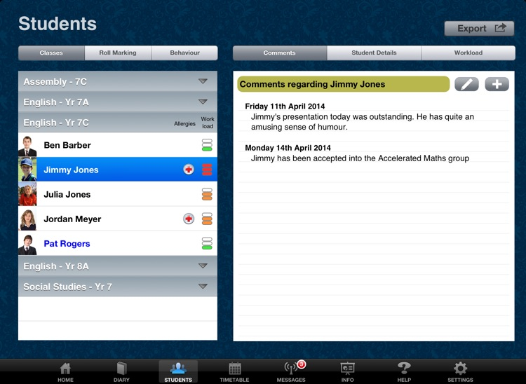 App4 Teachers screenshot-3