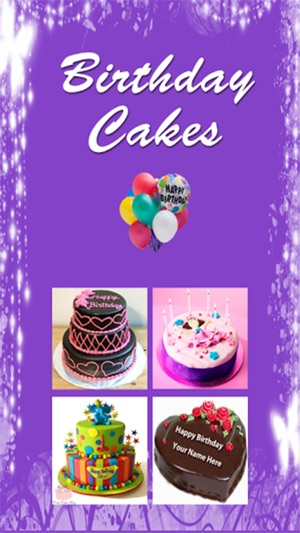 Birthday Cakes Name On Birthday Cakes On The App Store