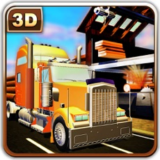 Activities of Sawmill Truck Driver Simulator - Lorry Driving Sim