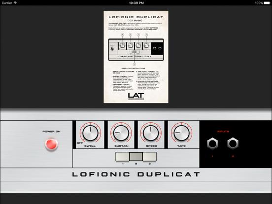 Lofionic Duplicat screenshot three