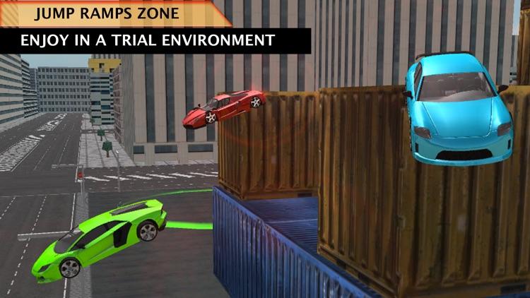 Luxury Turbo Speed Car Driving Simulator screenshot-3