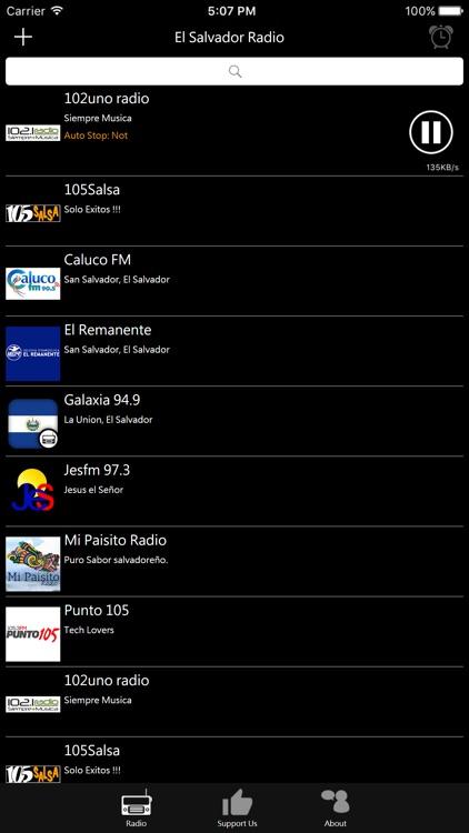 El Salvadorean Radio