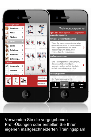 Full Fitness : Exercise Workout Trainer screenshot 3