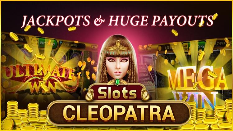 Pharaoh's Queen Slots : Vegas Slots screenshot-4