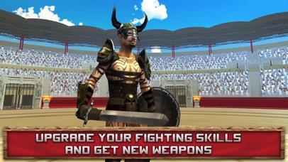 Immortal Gladiator Fighting Arena 3D screenshot two