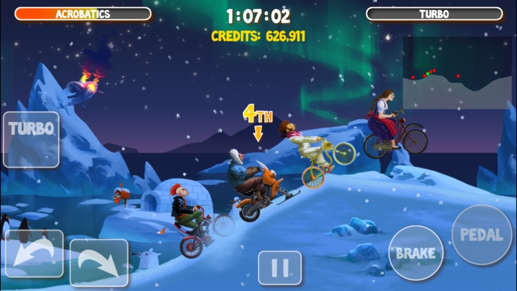 Crazy Bikers 2 screenshot-2