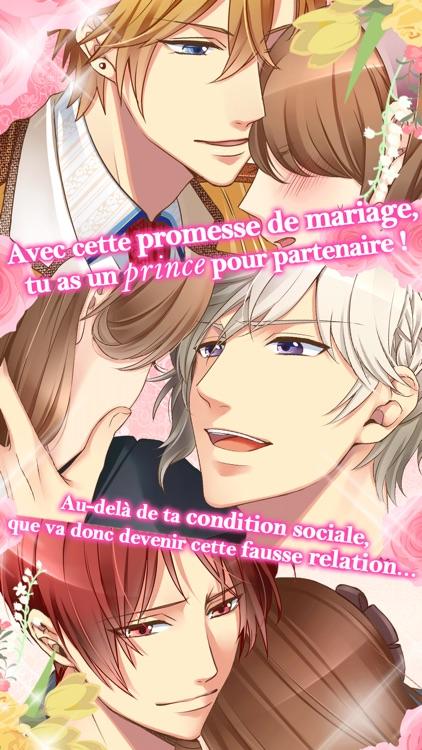 Promesse de mariage interdite avec un prince screenshot-4