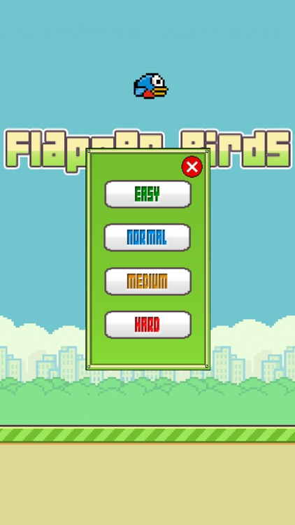 Flapper Birds - The Impossible Flappy Adventure Go screenshot-4