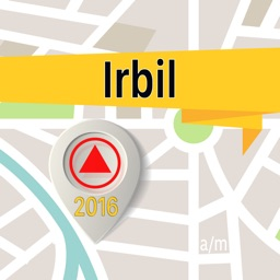 Irbil Offline Map Navigator and Guide