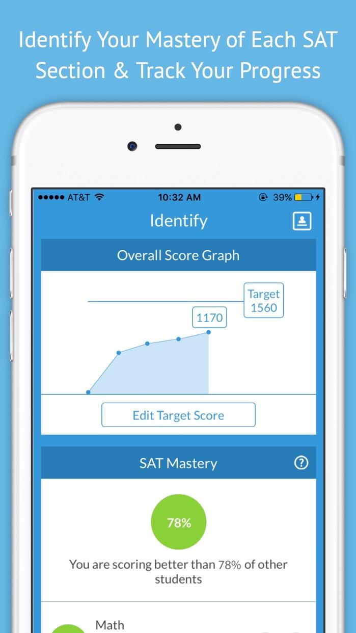 SAT Up - New SAT Test Prep and Tutoring Screenshot