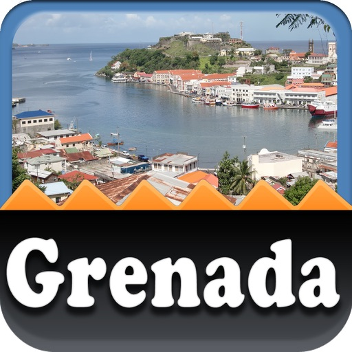 Grenada Offline Map Travel Guide