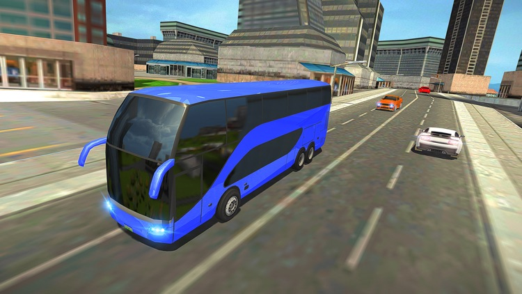 City Coach Bus Simulator 2016 screenshot-3