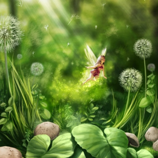 Fairyland Wallpapers HD- Quotes and Art Pictures icon