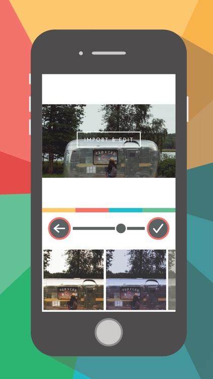 Vanillapen pro – Poster Maker screenshot-4