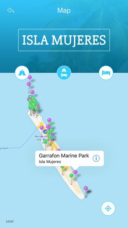 Isla Mujeres Tourist Guide screenshot-3