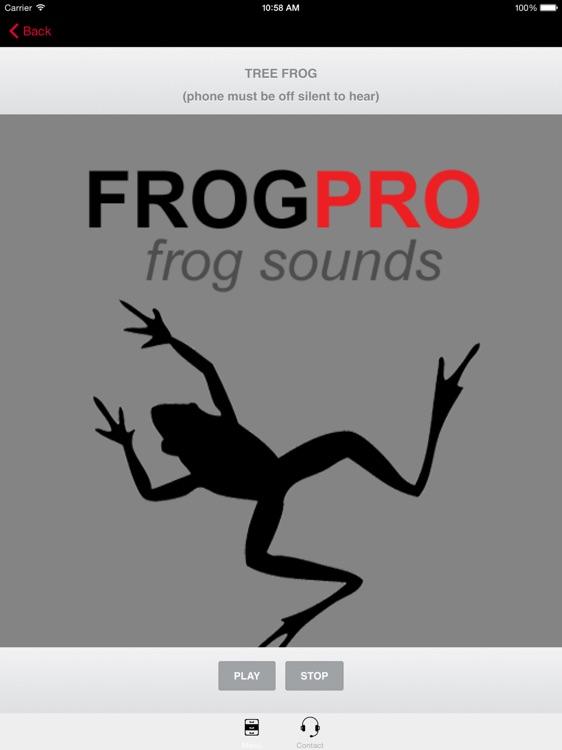 Frog Sounds & Frog Calls