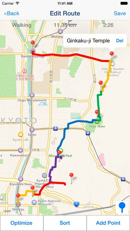 Route Maker - Multiple Waypoints Route Planner Apps for making travel plan and route sales business -