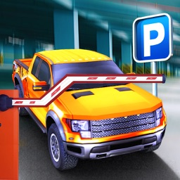 Multi Level Car Parking Sim 3D Game – Real life Driving Test Run Racing in Extreme Offroad Monster Truck Driving Simulator