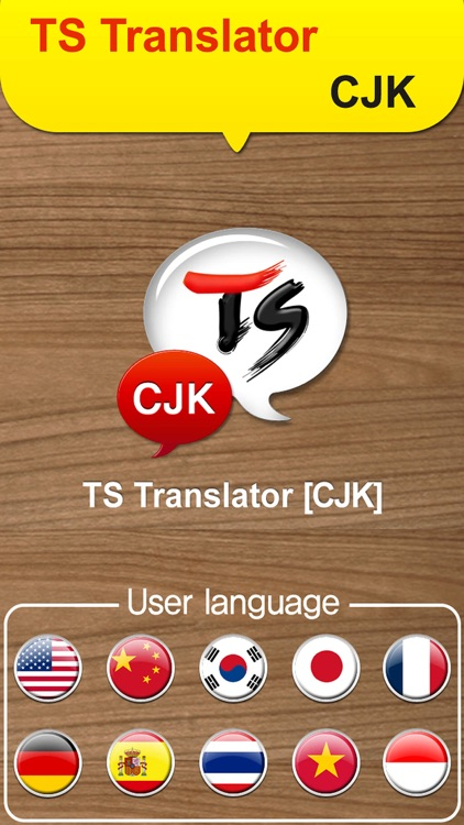 TS CJK Translator screenshot-0