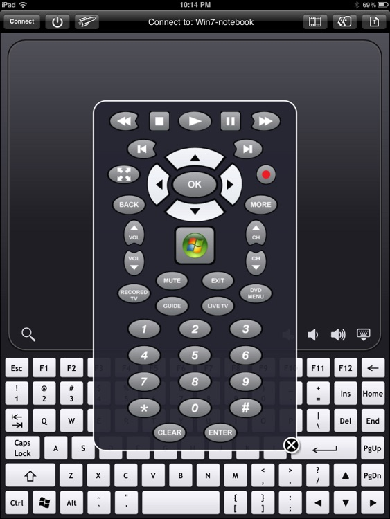 All-in-one WiFi Remote HD