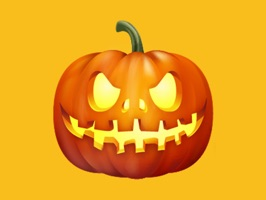 *The Best collection of Halloween Pumpkin Stickers