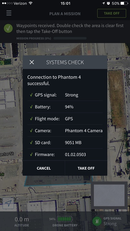 Skycatch Flight App for DJI — Drone Flight App screenshot-4