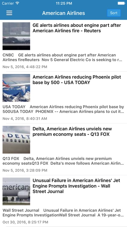 Aviation Airline News Pro - Airplane & Drone News screenshot-4